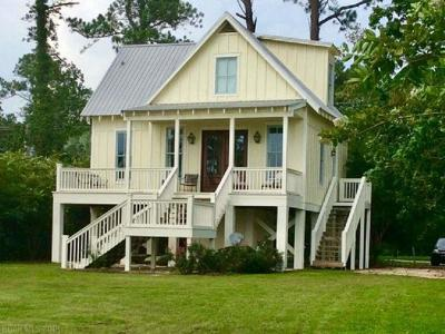 Fairhope Single Family Home For Sale: 12873 County Road 1