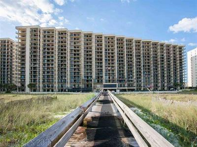 Condo/Townhouse For Sale: 26802 Perdido Beach Blvd #7816