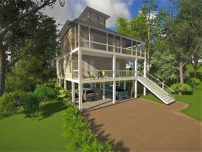 Fairhope Single Family Home For Sale: 14054 Scenic Highway 98