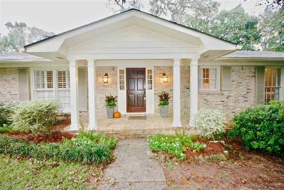 Mobile County Single Family Home For Sale: 4133 Ursuline Drive