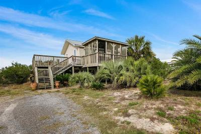 Gulf Shores Single Family Home For Sale: 5905 Beach Blvd