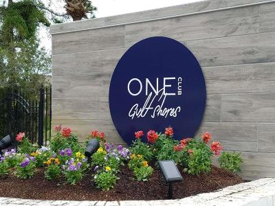 Gulf Shores Condo/Townhouse For Sale: 20050 E Oak Rd #2410