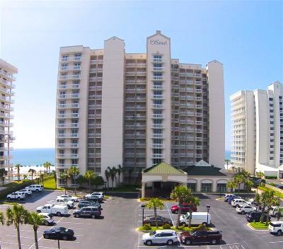Gulf Shores, Orange Beach Condo/Townhouse For Sale: 24880 Perdido Beach Blvd #1006
