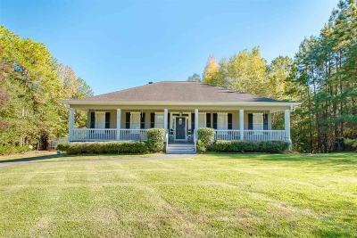 Single Family Home For Sale: 35719 Delvan Ln