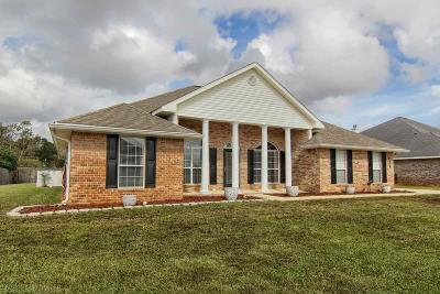 Foley Single Family Home For Sale: 436 Collinwood Loop