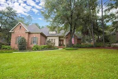 Fairhope AL Single Family Home For Sale: $549,000