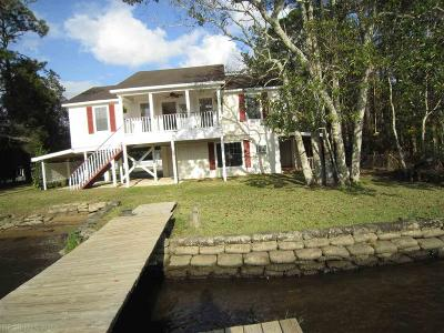 Fairhope AL Single Family Home For Sale: $349,900