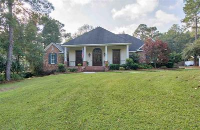 Fairhope AL Single Family Home For Sale: $775,000