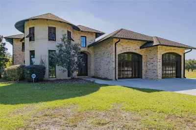 Bon Secour, Fairhope, Foley, Gulf Shores, Orange Beach Single Family Home For Sale: 3724 Olde Park Rd