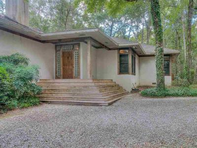Magnolia Springs Single Family Home For Sale: 328 River Route