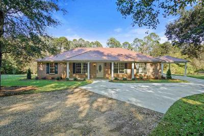 Fairhope AL Single Family Home For Sale: $295,000