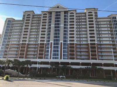 Gulf Shores Condo/Townhouse For Sale: 455 Beach Blvd #715