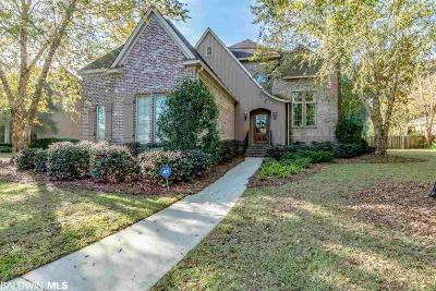 Daphne, Fairhope, Spanish Fort Single Family Home For Sale: 10368 Rosewood Lane