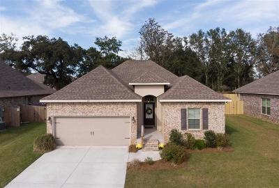 Fairhope Single Family Home For Sale: 636 Turquoise Drive