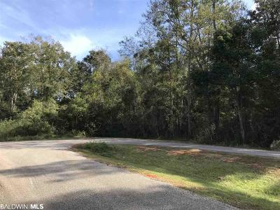 Robertsdale Residential Lots & Land For Sale: Grissom Drive