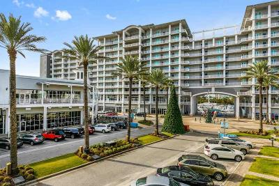 Orange Beach Condo/Townhouse For Sale: 4851 Wharf Pkwy #319