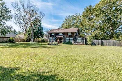 Fairhope Single Family Home For Sale: 10850 Gayfer Road Ext