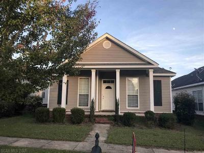 Daphne Single Family Home For Sale: 29894 St Helen Street