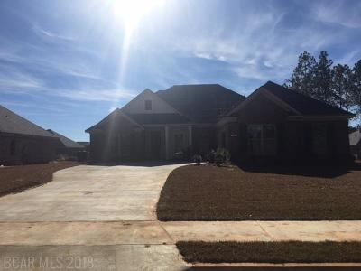 Spanish Fort Single Family Home For Sale: 12822 Ibis Blvd
