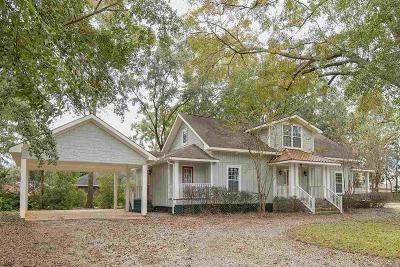 Foley Single Family Home For Sale: 1218 N Cedar Street