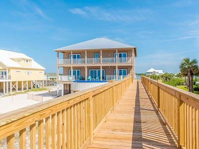 Gulf Shores, Orange Beach Single Family Home For Sale: 2825 W Beach Blvd