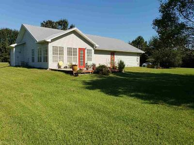 Foley Single Family Home For Sale: 16686 Underwood Road