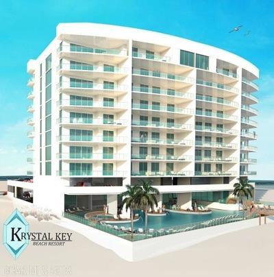 Perdido Key Condo/Townhouse For Sale: 16567 Perdido Beach Blvd #604