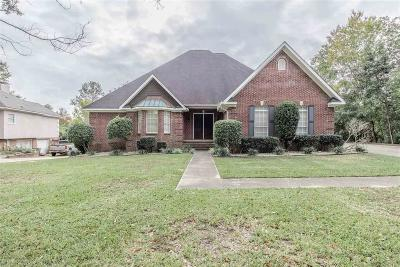 Mobile County Single Family Home For Sale: 4021 S Henning Drive