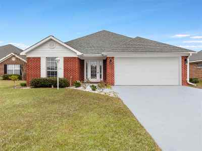 Single Family Home For Sale: 22827 Placid Drive