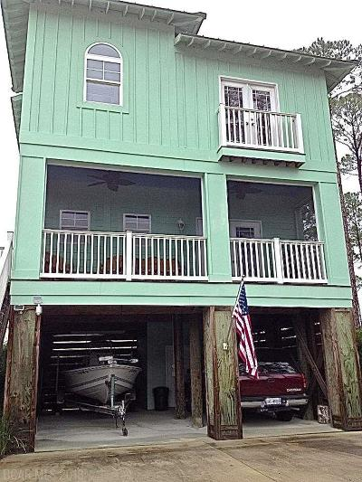 Gulf Shores Single Family Home For Sale: 4330 County Road 6 #4
