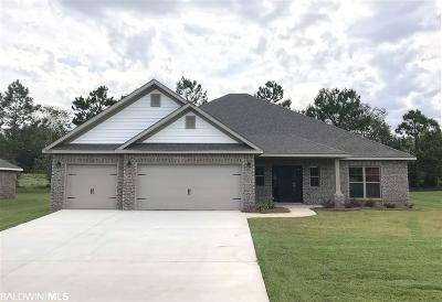 Daphne Single Family Home For Sale: 25875 Bellewood Drive