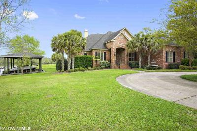 Mobile County Single Family Home Contingent On Sale: 3730 Belle Isle Lane