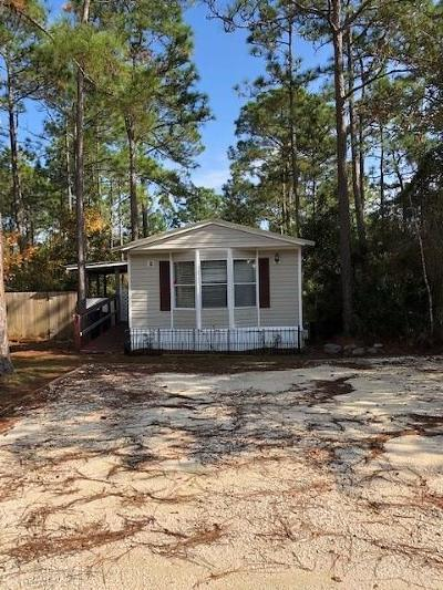Orange Beach Single Family Home For Sale: 4212 Wood Glen Tr