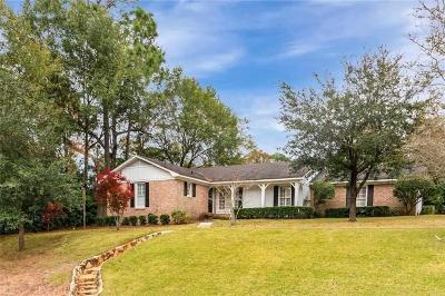 Mobile County Single Family Home For Sale: 4124 Ursuline Drive