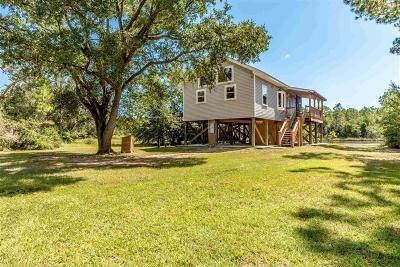 Elberta Single Family Home For Sale: 26282 Bayou Drive