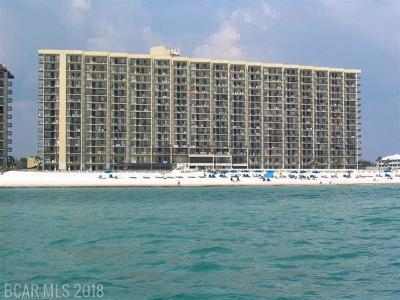 Orange Beach Condo/Townhouse For Sale: 24400 Perdido Beach Blvd #1011