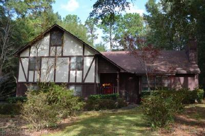 Daphne Single Family Home For Sale: 120 Durnford Hill Court