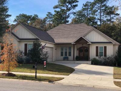 Fairhope AL Single Family Home For Sale: $399,500