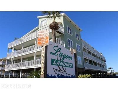 Gulf Shores Condo/Townhouse For Sale: 1772 W Beach Blvd #203