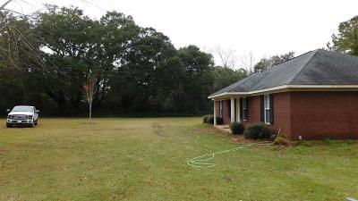 Elberta Single Family Home For Sale: 27513 Krehling Road