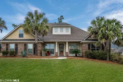 Baldwin County Single Family Home For Sale: 12227 Cambron Trail