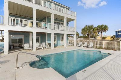 Orange Beach, Gulf Shores Single Family Home For Sale: 9175 Chewning Lane