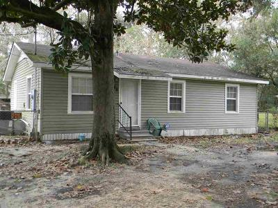 Mobile County Single Family Home For Sale: 262 Thompson Blvd