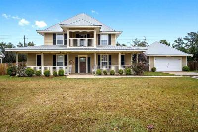 Summerdale Single Family Home For Sale: 17202 Bridgeport Drive