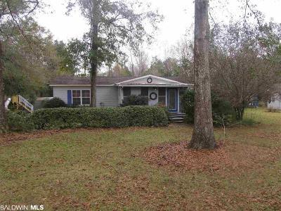 Robertsdale Single Family Home For Sale: 21133 Oak Ridge Drive