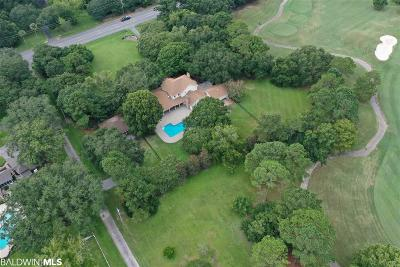 Bon Secour, Fairhope, Foley, Gulf Shores, Orange Beach Single Family Home For Sale: 21379 Cotton Creek Dr
