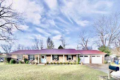 Foley Single Family Home For Sale: 623 E Walker Av