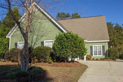 Daphne Single Family Home For Sale: 30922 Pine Court
