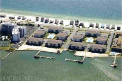 Gulf Shores, Orange Beach Condo/Townhouse For Sale: 1872 W Beach Blvd #I-204