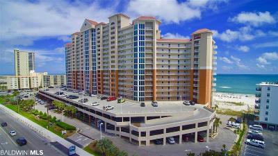 Gulf Shores, Orange Beach Condo/Townhouse For Sale: 455 E Beach Blvd #1402